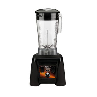 Xtreme High-Power Blender, heavy duty, The Raptor™ 64 oz. BPA Free Copolyester container, adjustable speeds from 1,500 to 20,000 RPMs, max pulse with 30,000 RPM burst of speed, one-piece dishwasher-safe removable jar pad, 120v/60/1-ph, 13.0 amps, 3.5 HP, NSF, cUL & UL, Made in USA