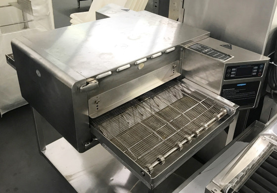 """High h Conveyor 2020™ Conveyor Oven, Rapid Cook, electric, countertop, single deck, 20"""" wide belt, 20"""" cook chamber, variable speed motor, idle mode, built-in self diagnostics, smart voltage sensor technology, cool to touch covers and panels, stainless steel front, top, sides and back, stainless steel interior, cULus, CE, UL EPH Classified, ANSI/NSF 4, TUV (standard)"""