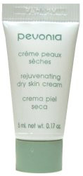 Pevonia Rejuvenating Dry Skin Care Cream Trial Size