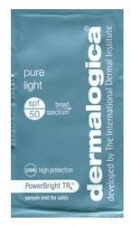 Dermalogica PowerBright TRX Pure Light SPF 50 Trial Sample