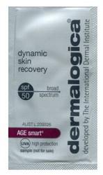 Dermalogica Dynamic Skin Recovery SPF 50 Trial Sample