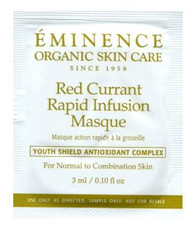 Eminence Red Currant Rapid Infusion Masque Trial Sample