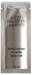 John Masters Organic Blood Orange & Vanilla Body Milk Sample