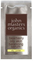 John Masters Organics Bearberry Oily Skin Balancing Face Serum Trial Sample