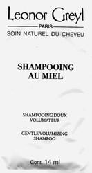 Leonor Greyl Gentle Volumizing Shampoo Trial Sample