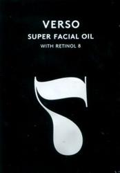 VERSO Super Facial Oil Trial Sample