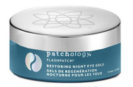 patchology FlashPatch Night Restoring Eye Gels