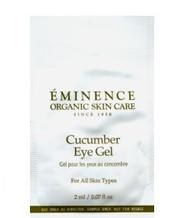 Eminence Cucumber Eye Gel Trial Sample