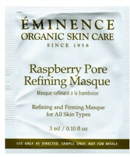 Eminence Raspberry Pore Refining Masque Trial Sample