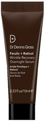 Dr. Dennis Gross Ferulic and Retinol Wrinkle Recovery Overnight Serum Travel Size
