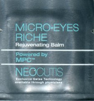 Neocutis Micro-Eyes Riche Rejuvenating Balm Trial Sample