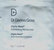 Dr Dennis Gross Alpha Beta Exfoliating Moisturizer Trial Sample