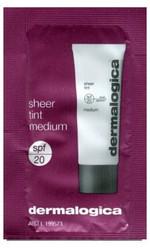 Dermalogica Sheer Tint SPF 20 Medium Trial Sample