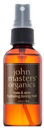 John Masters Organics Rose & Aloe Hydrating Toning Mist 4.2 oz