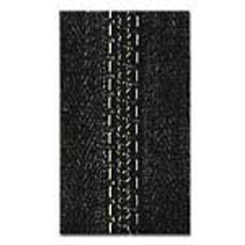 Image for #10 Marine Chain Zipper Black At Fabric Warehouse