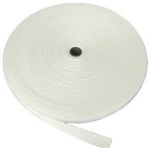 Image for Nylon Webbing White 1Inch At Fabric Warehouse