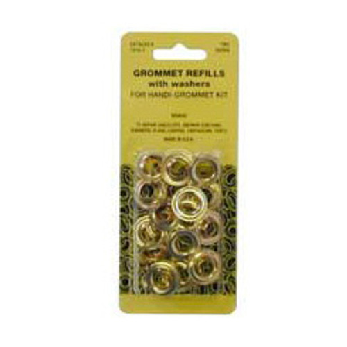 Image for Grommet Refills Brass #0 At Fabric Warehouse