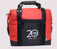 Can Cooler (Red) Urban Peak Waterproof