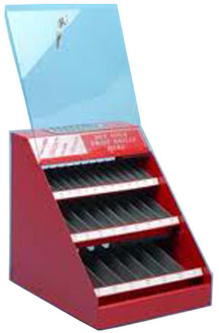 HUT7 #1-60 Counter Display Drill Dispenser
