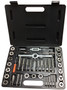"#4-1/2"" Carbon Steel Tap and Die Set with Round Die"