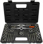 3.00mm - 12.00mm Carbon Steel Tap and Die Set with Hex Die