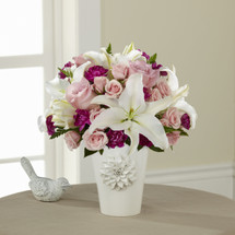 Perfect Day Bouquet for Kathy Ireland Home