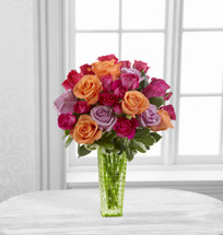 Suns Sweetness Rose Bouquet by Better Homes and Gardens