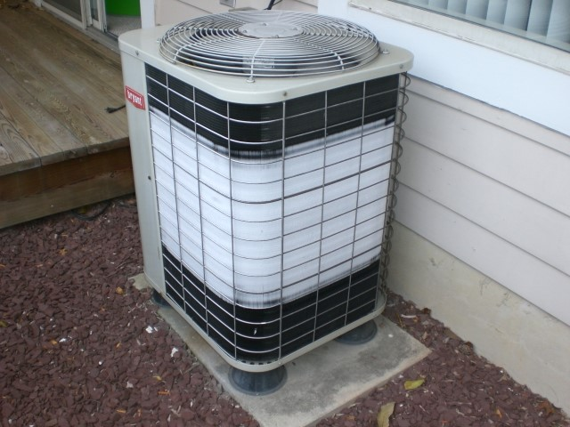 Is your air conditioner icing up due to overcharge? - HVAC ...