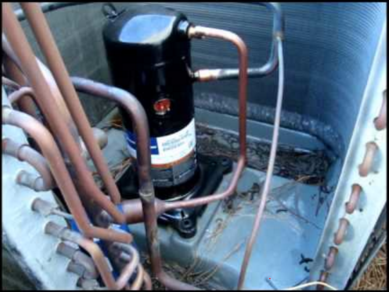 diagnosing issues in a 3 phase air conditioning compressor fedders air conditioner wiring diagram