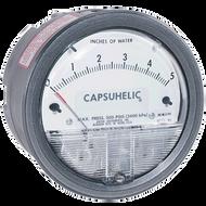Dwyer Instruments 4300-10CM CAPSUHELIC GAGE