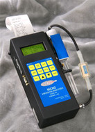 Enerac 500-8 Handheld Combustion Analyzer with O2/CO/NO/NO2/NOx/Temp/Draft