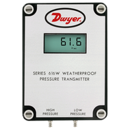 Dwyer Instruments 616W-6 PRESS XMTR 0-100 IN WC