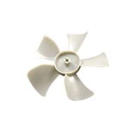 "Packard A61650, Plastic Fan Blades 6 1/2"" Diameter CW Rotation 5 Blades"