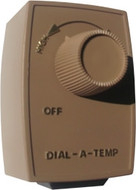 VORTEX ADAT-25, Plug & Play variable Speed Control 2,5 Amp