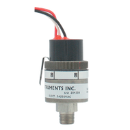Dwyer Instruments AVS-350 VAC SW 6-28 IN HG 5 A
