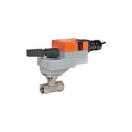 "Belimo B212+LRQX24-MFT, 2-way CCV, SS Trim, 1/2"", CV 30"" CCV w/ Stainless Steel Ball and Stem"