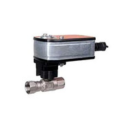 """Belimo B225HT731+LF24 US, 2-way, HT-CCV, 1"""" NPT, 731CV with Spring, 35in-lb, On/Off, 24V"""