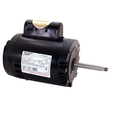 Century Motors B668 (AO Smith), Century Pool Cleaner Replacement Pump Motor 230/115 Volts 3450 RPM 3/4 HP