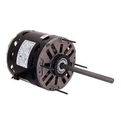 Century Motors BD1106 (AO Smith), 5 5/8 Inch Diameter Motor 208-230 Volts 1075 RPM