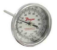 Dwyer Instruments BTC3255D 250 F THERM
