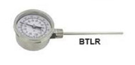 """Dwyer Instruments BTLR3255D 250 F/120 C 25""""STEM"""