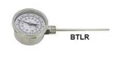 """Dwyer Instruments BTLR340101 0-200 F 4"""" STEM"""