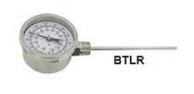 """Dwyer Instruments BTLR3605D 250 F/120 C 6"""" STEM"""