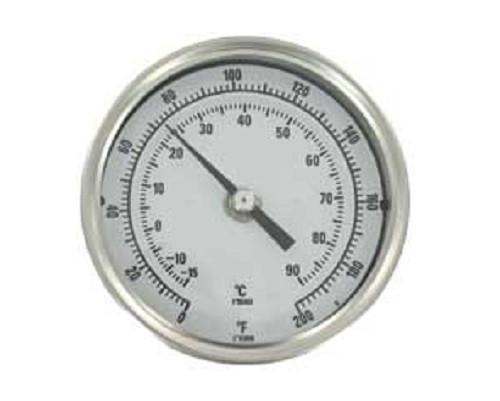 Dwyer Instruments BTLRN32410D LONG REACH THERMOM