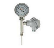 "Dwyer Instruments BTO340101 3"" THERM 0-200F 4"""