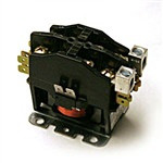 Carrier 13B0002N01, Contactor 2 Pole 30A 24V Coil