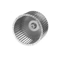 "Packard BW16028, Galvanized Steel Blower Wheel 9 31/32"" Diameter 1/2"" Bore CCW Rotation"