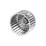 "Packard BW16046, Galvanized Steel Bower Wheels 4 1/4"" Diameter 1/4"" Bore"