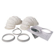 KwiKool, CK-12, Dual Duct Ceiling Kit