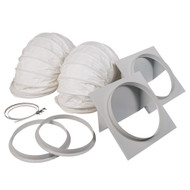 KwiKool, CK-120, Dual Duct Ceiling Kit